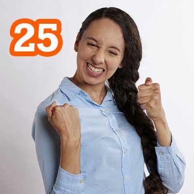 25 Fette Jahre Lotto